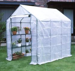 グリーンライフ ビニール温室
