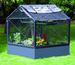 GrowCamp社 家庭菜園用グリーンハウス
