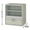 キッチンケース(W552mm)奥行400mm 高さ620mm NW-0506KC-AW