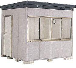 書類や衣類を収納(断熱構造)できる物置