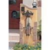三協立山アルミ  塗り壁調機能門柱セリーヌ PW1型 セット1