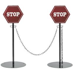 セトクラフト クローズゲート(STOP) si-2871-850