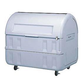 ゴミステーション サンクリーンボックス 800 キャスター150φ付きタイプ 648000-02