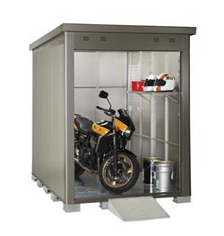 台数限定 床タイプバイクガレージ