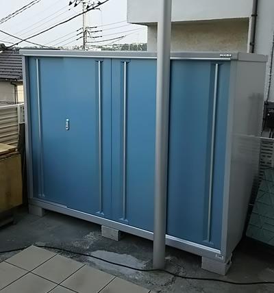 イナバ物置 シンプリー MJX-219DP