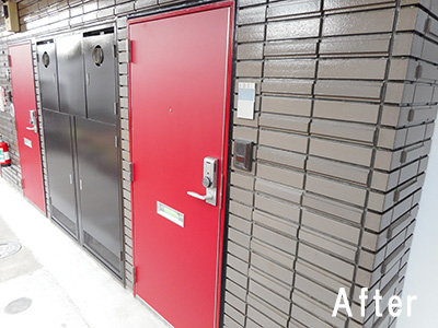 ナスタ 室名札 H150×W91mm 名刺サイズ挿入可能 ステンレス製 KS-N37S 神奈川県O様