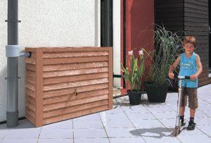 いざと言う災害前に、雨水タンク設置をお薦めします!