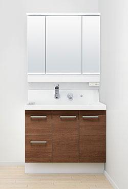 お家でのうれしいを洗面化粧台からはじめませんか?