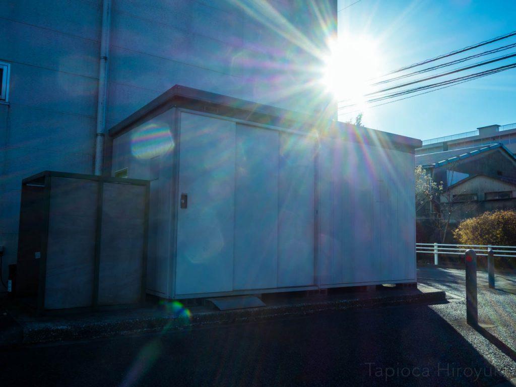 【お客様組立】タカヤマ物置 エコノミープラス TMR-0815の設置写真<埼玉県A様>