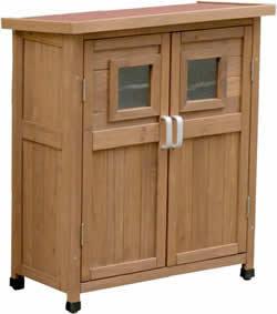 おしゃれな木製薄型収納庫のご紹介