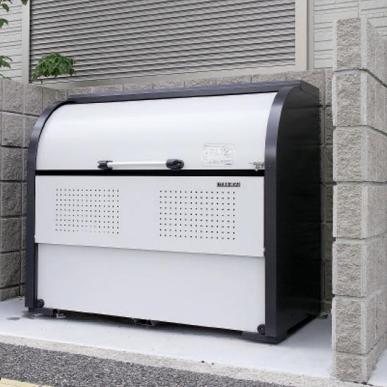 ゴミステーション ダイケン スチール製クリーンストッカー のご案内