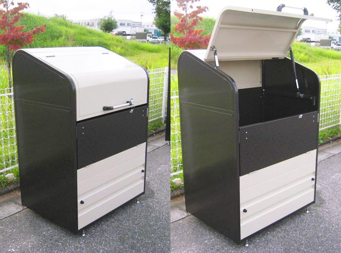 ゴミステーション サンキン 高耐久ゴミボックス ふた式のご案内