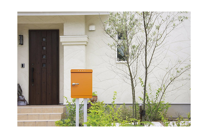 郵便ポスト 美濃クラフト郵便ポスト PAST パストのご案内