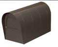 LIXIL郵便ポスト リクシル アメリカンポスト 前入れ後取出し オータムブラウン