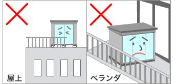 物置 設置 方法