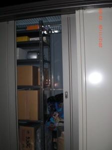 サンキン物置 GC-50の施工写真<広島県M様>