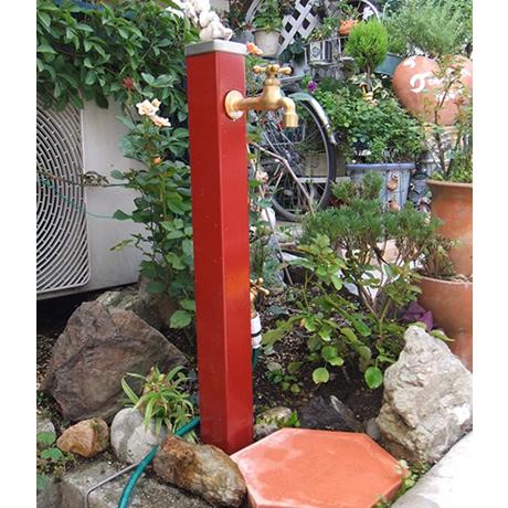 水栓柱スプレASP-S202の施工写真