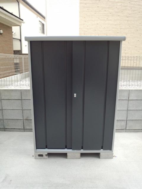 タカヤマ物置 インパクト 幅1200×奥行800×高さ1600mm TMS-2030