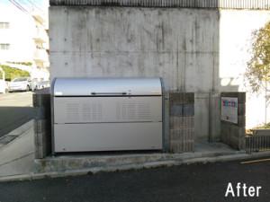 ダストピット ゴミ収集庫 DPNC-1050-1